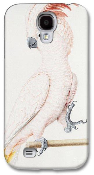 Major Mitchell's Cockatoo Galaxy S4 Case