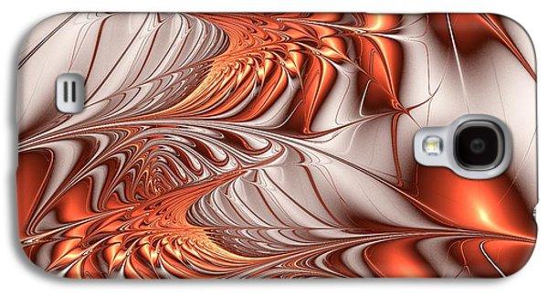 Make It Orange Galaxy S4 Case