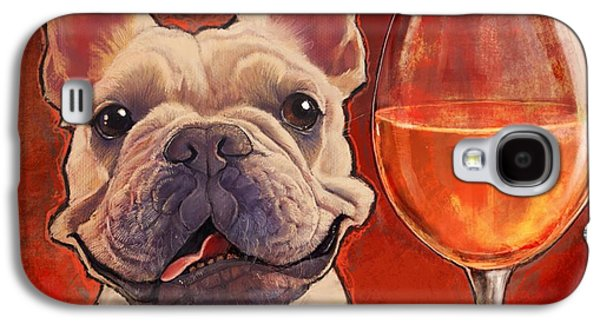 Make Time For Wine Galaxy S4 Case by Sean ODaniels