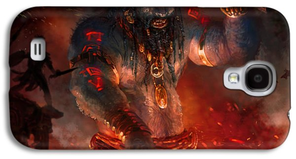 Maker Of The World Galaxy S4 Case by Ryan Barger