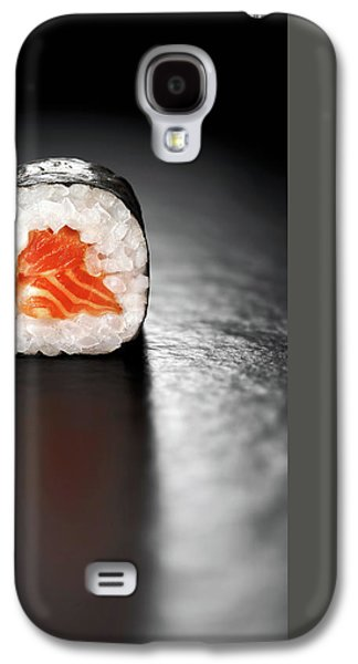 Maki Sushi Roll With Salmon Galaxy S4 Case