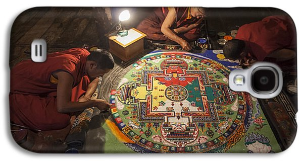 Making Of Mandala Galaxy S4 Case by Hitendra SINKAR
