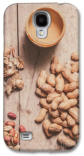 Making Peanut Butter Galaxy S4 Case by Jorgo Photography - Wall Art Gallery