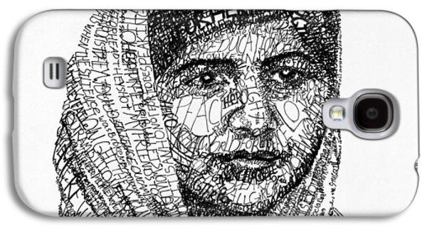 Malala Yousafzai Galaxy S4 Case
