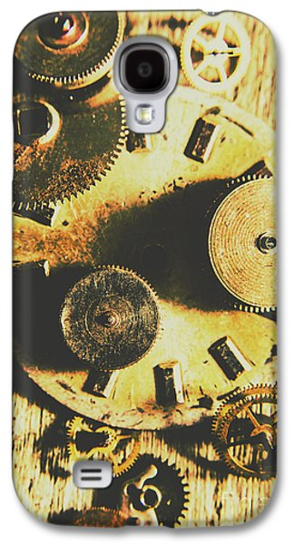 Man Made Time Galaxy S4 Case by Jorgo Photography - Wall Art Gallery