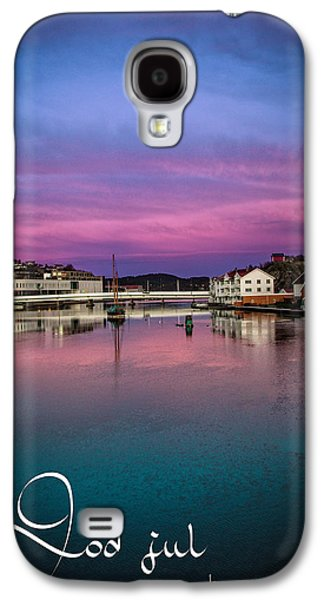 Mandal Julekort Galaxy S4 Case
