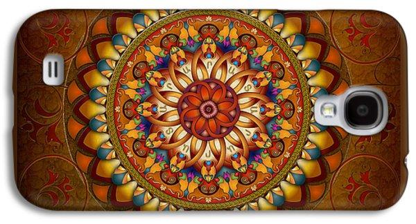 Mandala Ararat Galaxy S4 Case by Bedros Awak