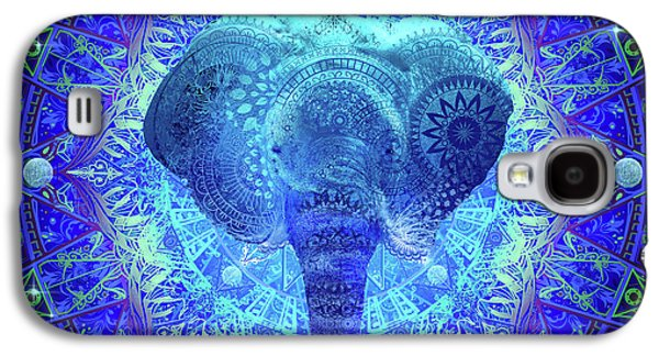 Mandala Elephant Galaxy S4 Case