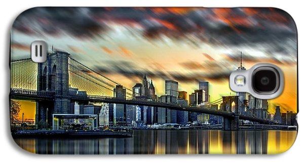 Manhattan Passion Galaxy S4 Case