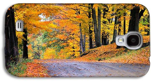 Maples Of Rupert Vermont Galaxy S4 Case