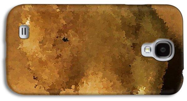 Marble Bison Galaxy S4 Case
