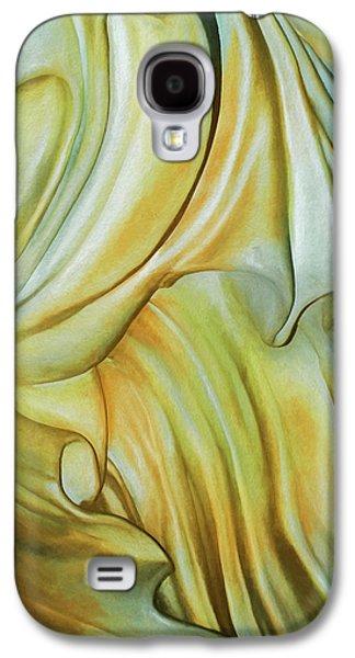 Marble Robe Galaxy S4 Case