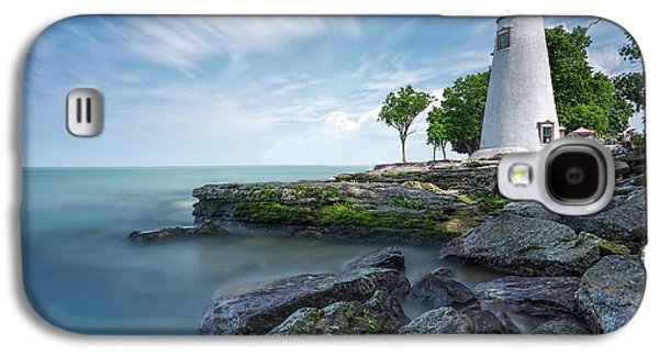 Marblehead Breeze Galaxy S4 Case by James Dean