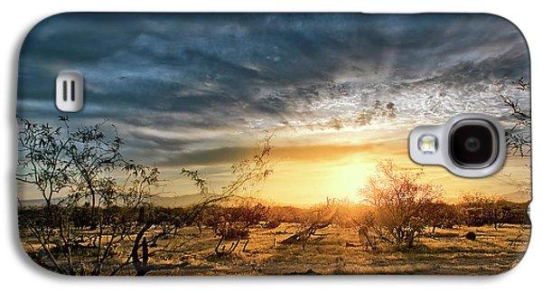 March Sunrise Galaxy S4 Case