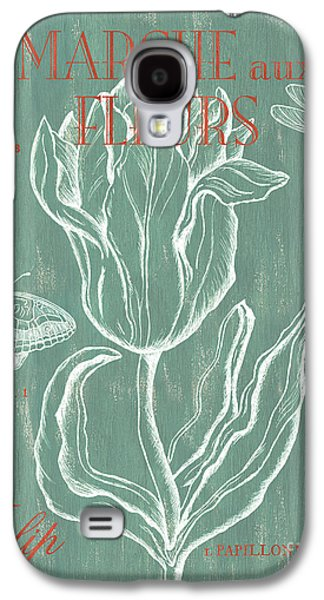 Marche Aux Fleurs Galaxy S4 Case by Debbie DeWitt