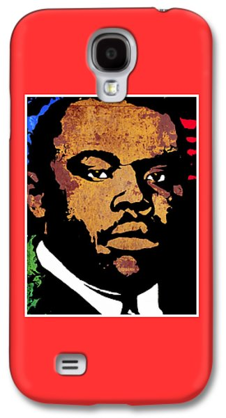 Marcus Garvey 2 Galaxy S4 Case
