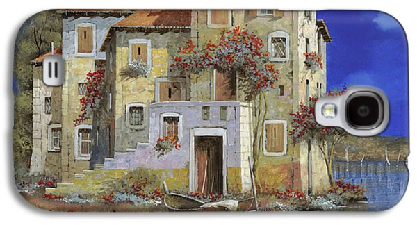 Mareblu' Galaxy S4 Case by Guido Borelli