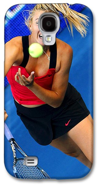 Maria Sharapova Galaxy S4 Case by Pillo Wsoisi