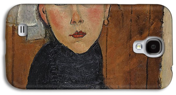 Marie, Daughter Of The People, 1918 Galaxy S4 Case