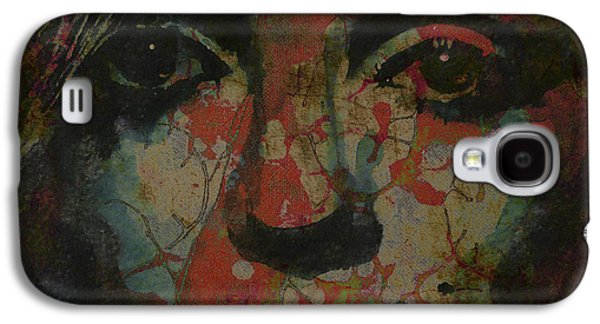 Marilyn Monroe @ I Need You Galaxy S4 Case by Paul Lovering