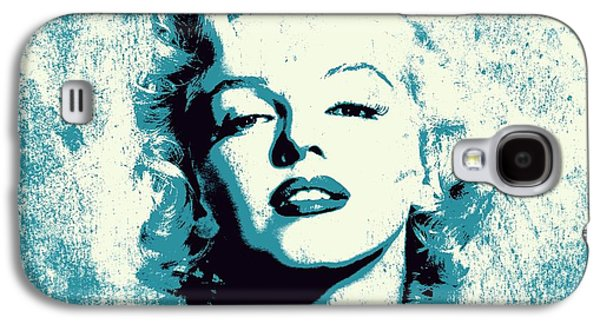 Marilyn Monroe - 201 Galaxy S4 Case by Variance Collections