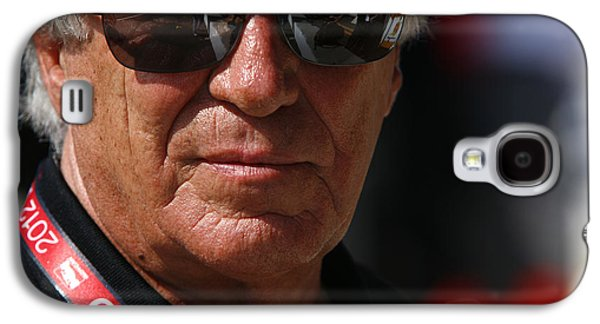 Mario Andretti Racing Legend Galaxy S4 Case by Jeff  Young