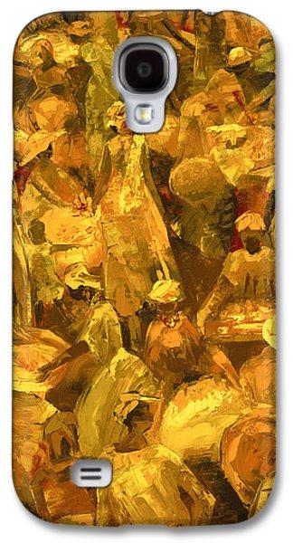Market Galaxy S4 Case