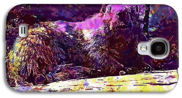 Marmot Groundhog Rodent Mammal  Galaxy S4 Case