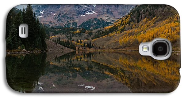Maroon Bells Galaxy S4 Case