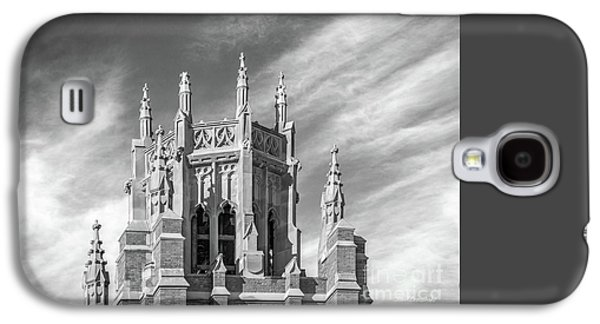 Marquette University Marquette Hall Galaxy S4 Case by University Icons