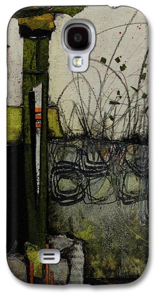 Marsh Antics Galaxy S4 Case by Laura Lein-Svencner