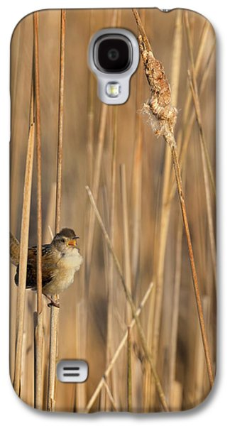 Marsh Wren Galaxy S4 Case