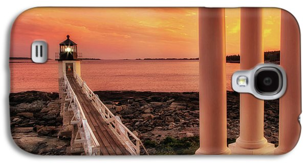 Marshall Point Lighthouse Galaxy S4 Case