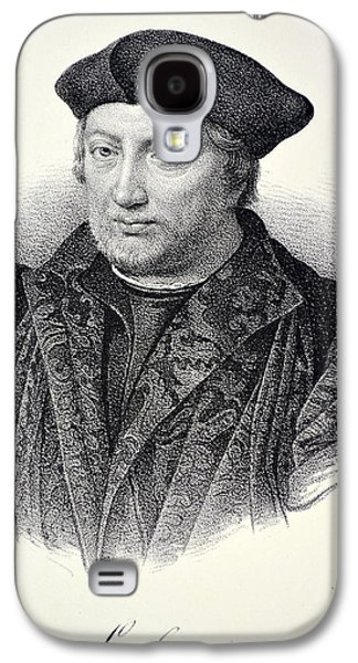 Martin Luther Galaxy S4 Case by Unknown