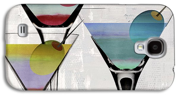 Martini Prism Galaxy S4 Case by Mindy Sommers