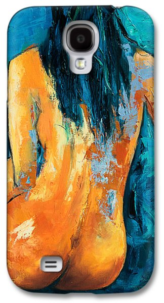 Mary Lou Galaxy S4 Case by Elise Palmigiani