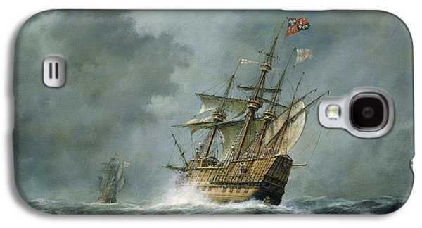 Mary Rose  Galaxy S4 Case by Richard Willis