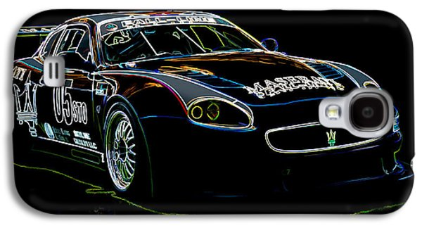 Maserati Galaxy S4 Case by Sebastian Musial