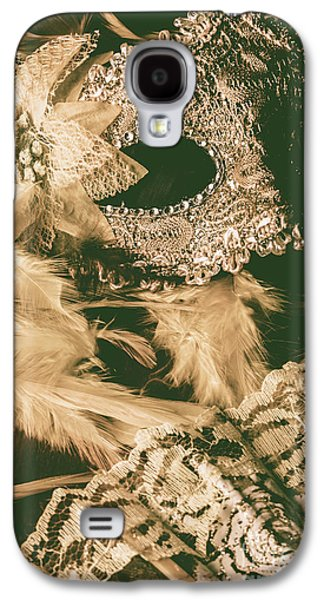 Masking A Playwright Galaxy S4 Case