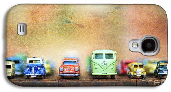 Matchbox Toys Galaxy S4 Case by Tim Gainey