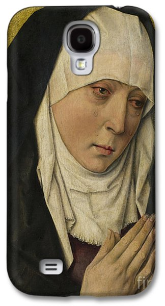 Mater Dolorosa  Sorrowing Virgin Galaxy S4 Case