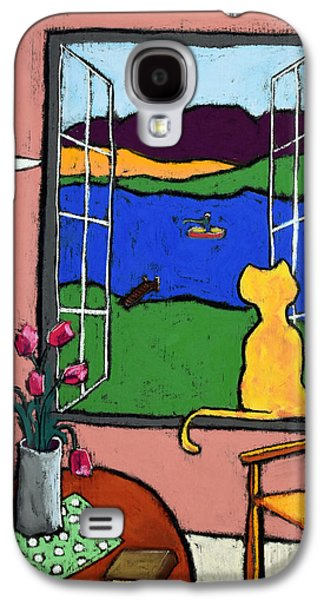 Matisse's Cat Galaxy S4 Case