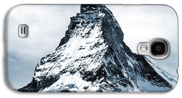 Matterhorn Galaxy S4 Case by Design Turnpike