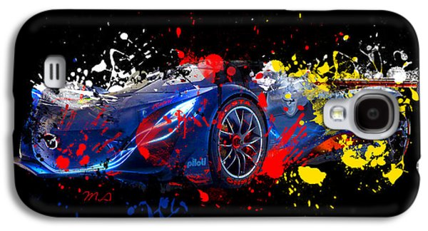 Mazda Galaxy S4 Case by Mark Ashkenazi