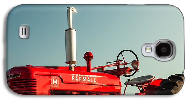 Mccormick-deering Farmall M Galaxy S4 Case by Todd Klassy