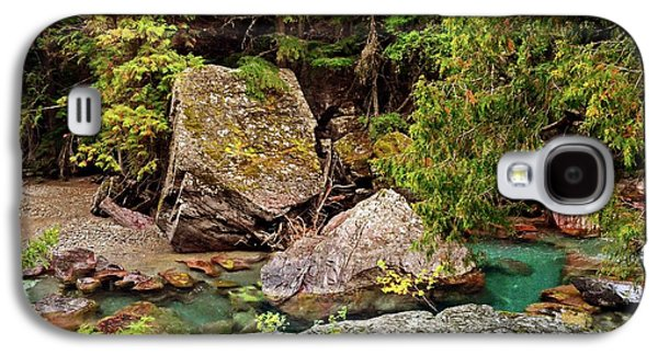 Mcdonald Creek 11 Galaxy S4 Case by Marty Koch