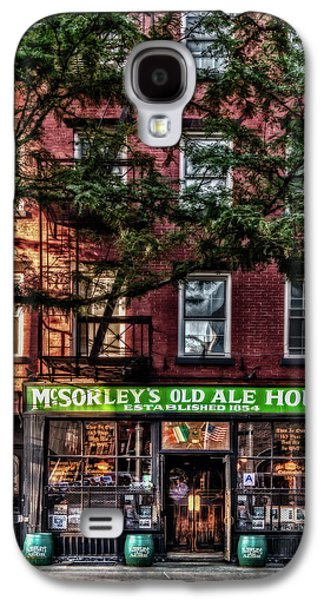 Mcsorley's Old Ale House Nyc Galaxy S4 Case