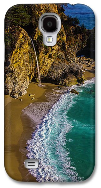 Mcway Cove Beach Galaxy S4 Case