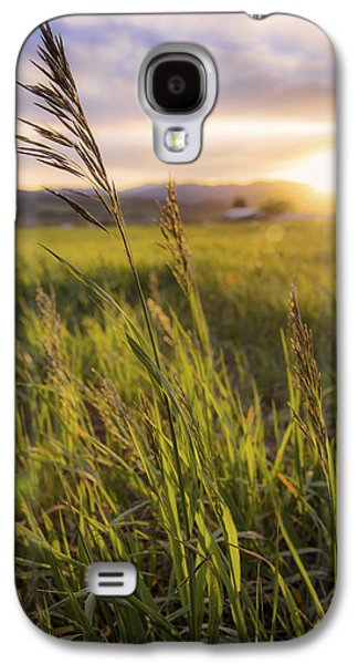Meadow Light Galaxy S4 Case by Chad Dutson