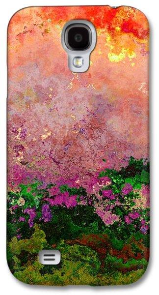 Meadow Morning Galaxy S4 Case